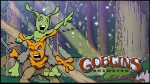 FOG! Chats With Phil LaMarr, Matt King and Creator Tarol Hunt About the 'Goblins Animated' Indiegogo Campaign!