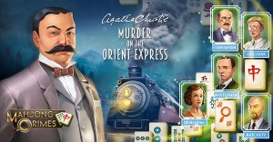 Solve Agatha Christie's 'Murder on the Orient Express' in 'Mahjong Crimes', Plus Win a Prize Pack!