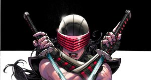 FOG! Exclusive: Cover and Solicitation Reveal for 'G.I. Joe: A Real American Hero' #249!
