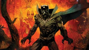 First Look: Insight Editions' 'Marvel's Black Panther: The Illustrated History of a King'