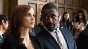 Boston Cinegeeks!  We've Got Passes For Aaron Sorkin's 'Molly's Game' Starring Jessica Chastain & Idris Elba!