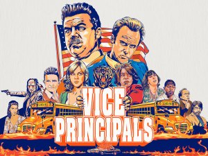 Win 'Vice Principals: Season 2' on Digital HD!