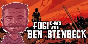 FOG! Chats With Ben Stenbeck, Artist of 'Koshchei The Deathless'!