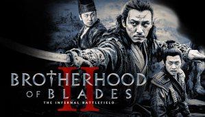 Win 'Brotherhood of Blades II' on Blu-ray!