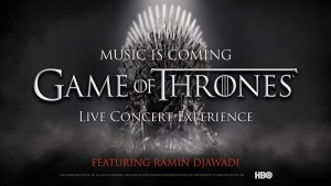 'Game of Thrones' Live Concert Experience Featuring Ramin Djawadi Announces Europe, U.S. Tour Dates