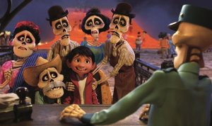 Win a Disney-Pixar 'Coco' Blu-ray Combo Pack!