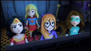 'LEGO DC Super Hero Girls: Super-Villain High' Available on DVD 5/15; Digital 5/1
