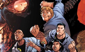 'New Challengers #1' (review)