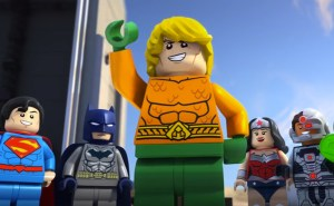 'LEGO DC Comics Super Heroes: Aquaman – Rage of Atlantis' Arrives on Blu-ray Combo, DVD & Digital on 7/31!