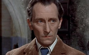 Instant Credibility: The Commanding Peter Cushing