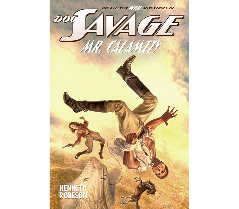 Doc Savage Returns in New, Wild, Double Feature Adventure!