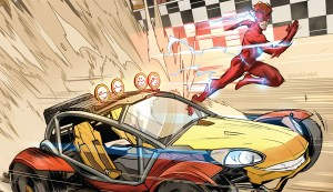 'The Flash/Speed Buggy Special #1' (review)