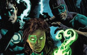 'Green Lanterns Annual #1' (review)