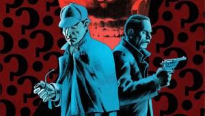 'Sherlock Holmes: The Vanishing Man #1' (review)