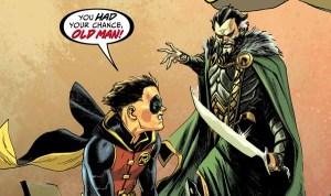 'Batman: Prelude to the Wedding: Robin vs Ra's Al Ghul  #1' (review)
