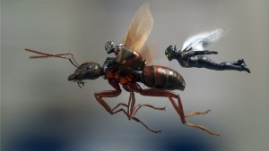'Ant-Man and The Wasp' (review by Benn Robbins)