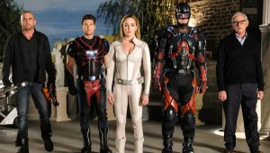 'DC's Legends of Tomorrow: The Complete Third Season' – The World's Most Epic Race Against Time Continues on Blu-Ray 9/25!
