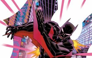 'Batman Beyond #22' (review)