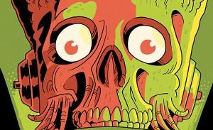 'Mars Attacks!' Invades Comic Shops This October