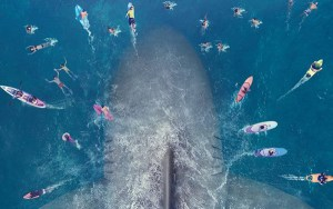 Boston and Hartford Cinegeeks!  We've Got Passes For 'MEG' Starring Jason Statham and a Giant Prehistoric Shark!
