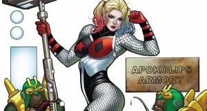 'Harley Quinn #45' (review)