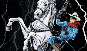 Dynamite Signs Mark Russell to New 'Lone Ranger' Ongoing Series!