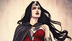 'Wonder Woman #50' (review)