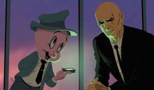 'Lex Luthor/Porky Pig #1' (review)