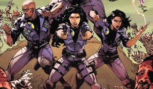 'New Challengers #4' (review)
