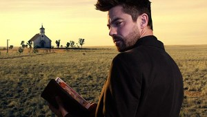 Win 'The Art and Making of Preacher' From Titan Books!