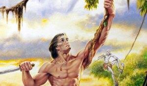 Altus Press Announces, 'Tarzan, Conqueror of Mars'