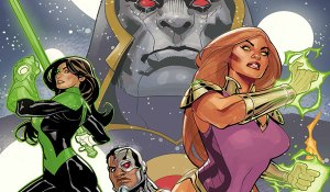 'Justice League Odyssey #1' (review)
