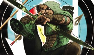 'Green Arrow #44' (review)