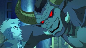 'Constantine: City of Demons – The Movie' (review)