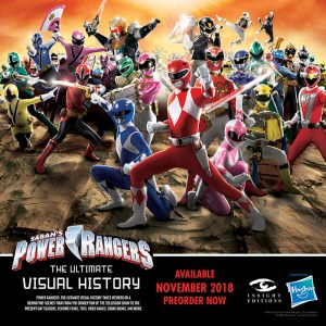 Sneak Peek: 'Power Rangers: The Ultimate Visual History'