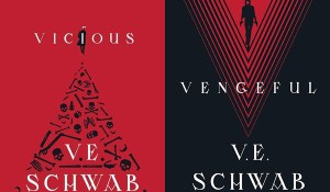 Win V.E. Schwab's 'Vicious' and 'Vengeful'