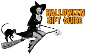 Halloween Gift Guide: Books, DVDs & Blu-rays, and More!