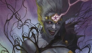 'Wonder Woman & Justice League Dark: The Witching Hour #1' (review)
