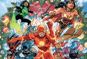 'The World's Greatest Super-Heroes!  Holiday Special' Arrives in Participating U.S. Walmart Stores This Sunday!