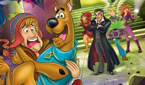 Zoinks!  'Scooby-Doo! and the Curse of the 13th Ghost' Arrives on February 5, 2019!