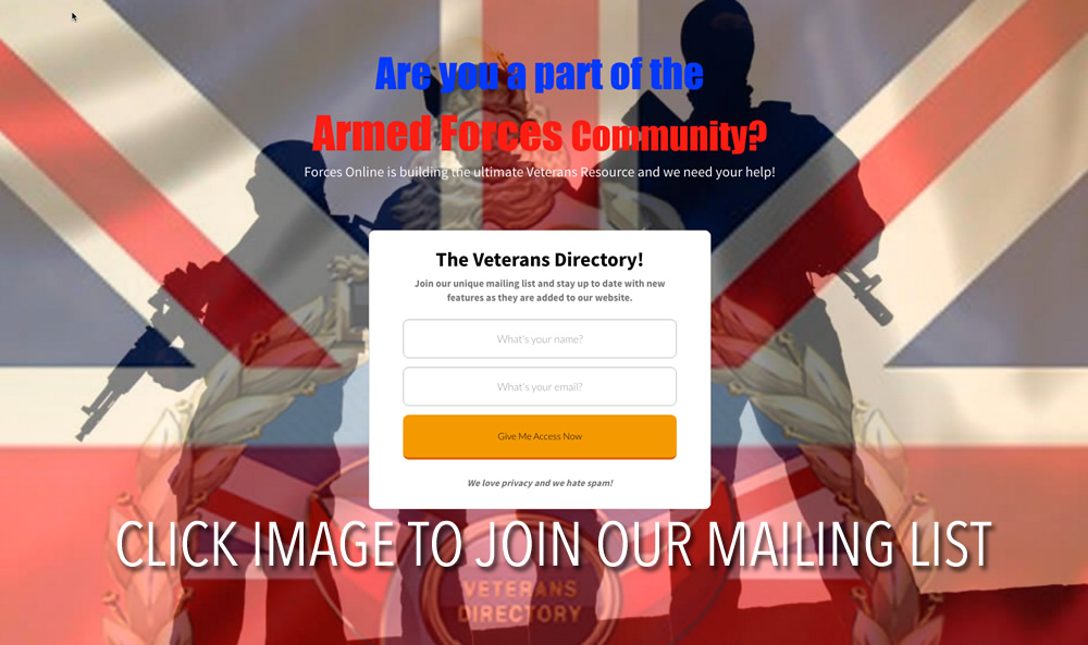 The Forces Online Mailing List