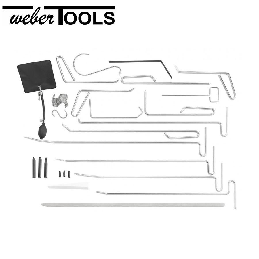 hight resolution of wt 2062 paintless dent repair kit 33pc