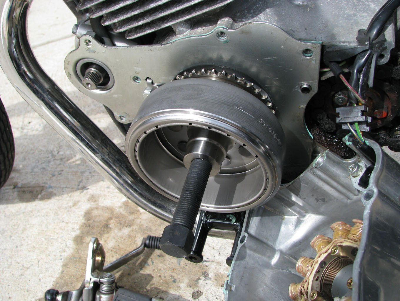 2003 Honda Rincon 650 Wiring Diagram Fc 909y1 Kit Arrache Volant Moteur Moto Force Tools