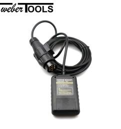 wt 424 towing socket tester 12v [ 1000 x 1000 Pixel ]