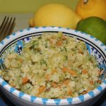 Cous cous vegetariano veloce