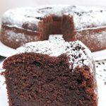 Torta barbabietola e cioccolato