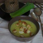 Potage Parmentier, la zuppa di patate e porri