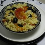 Cous Cous con arance e olive, incontro di tradizioni