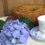 Chiffon Cake o Fluffosa all'orzo