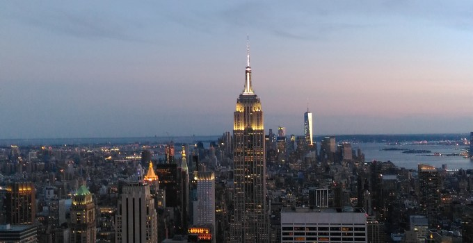 Vacanza low cost a New York